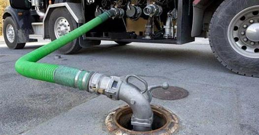 ماشین تخلیه چاه درتهران